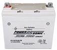 Power-Sonic P11U1LD-FS 12-Volts 300-CCA