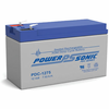 POWER-SONIC PDC-1275  12-Volt 7.5-AH Sealed Lead-Acid (AGM)