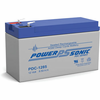 POWER-SONIC PDC-1285  12-Volt 8.5-AH Sealed Lead-Acid (AGM)