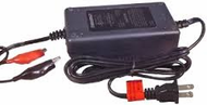 Power Sonic PSC-241000A-C 24-Volts 1Ah Sealed Lead Acid Charger