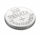 Renata 339TS 10-Pack, SR614 Silver Oxide Button Cell Batteries
