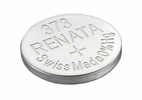 Renata 373TS, SR68, SR916 Silver Oxide Button Cell Batteries