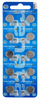 Renata 389TS 10-Pack, SR54, SR1130, D389/390 Silver Oxide High Drain Button Cell Batteries