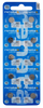 Renata 397TS 10-Pack, SR59, SR726, D396/397 Silver Oxide Button Cell Batteries