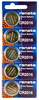 Renata CR2016TS 5-Pack, CR-2016 Lithium Coin Cell Batteries