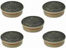 Renata CR2477N 5-Pack, BULK Lithium Coin Cell Batteries