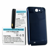 SAMSUNG EB595675LU EXT VERSION Ext Cell Phone Battery w/Door For GALAXY NOTE 2 (II)