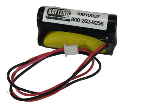 Schlumberger 12031-001, Neptune 3.6V 1000mAh Emergency Lighting Battery