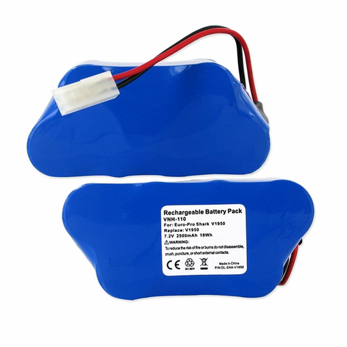 VNH-110 Replaces XB1918 Rechargeable Vacuum Battery
