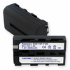 SONY NP-F330, F550,FITS MAVICA Standard Runtime replacement battery Empire BLI-153-1.5C
