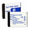 SONY NP-FD1 (WITH I.C.) replacement battery Empire BLI-334