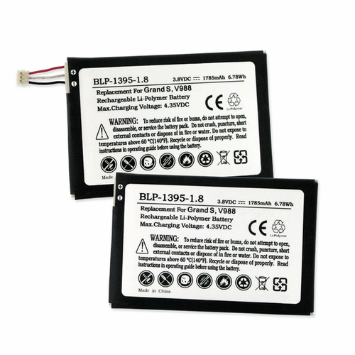 ZTE LI3817T43P3H724940 Cell Phone Battery For ATHENA, GRAND S