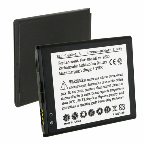 ZTE LI3818T43P3H635450 Cell Phone Battery For OBSIDIAN