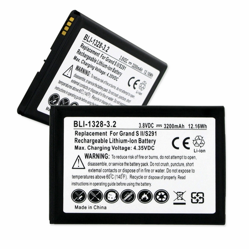 ZTE Li3830T43P4H835750 Cell Phone Battery For GRAND S2 (S II S2)