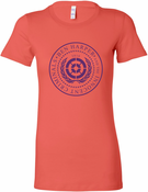 Ben Harper & The Innocent Criminals Womens Crest Tee