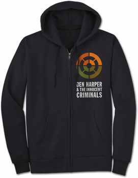 Ben Harper & The Innocent Criminals Charcoal Hoody