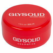 12 Glysolid 200ml glycerin cream for the skin from Germany