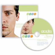 Andis 12390 Reverse Blending-Clipper-Over-Comb DVD