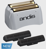 Andis 17155 ProFoil Lithium Titanium Foil Assembly and Inner Cutters