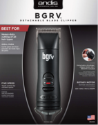 Andis 63100 BGRV Variable Speed Hair Clipper-Discontinued