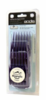 Andis 66320 Large Nano Silver Magnetic 4 pc Comb Set