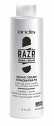 Andis 72235 RAZR shave cream concentrate