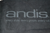 Andis 90093 Black Towel