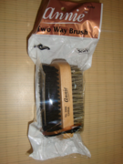 Annie 2068 2 way military brush
