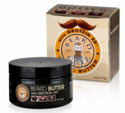 Beard Guyz Beard Butter with Grotein 20 4 ounce