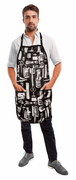 Betty Dain 172 Vintage Barber Apron