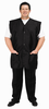 Betty  Dain 2218 Plus Size Men's Vest