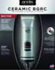 Review of Andis 63965  Ceramic BGRC Clippers