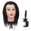 Burmax D804-E804 Practice Mannequin Head w/ Holder
