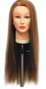 Burmax F753 Lexi Protein Fiber Hair Cutting Manikin without the holder