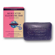 Clear  Essence Medicated Cleansing Bar with Exfoliants 4.7 oz
