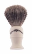 Col. Conk Deluxe Pure Badger Shaving Brush-Made in UK
