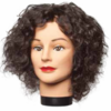 Diane D318 Freida Black Curly 100% Human Hair