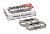 Dorco double edge blades 10 packets of 10 blades (which is 100 blades)