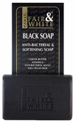 Fair and White Anti-bacterial Black Soap (Hydroquinone FREE!!!)