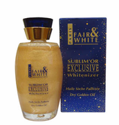 Fair and White Exclusive Dry Golden Oil 50 ML (Hydroquinone FREE!!!)