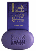 Fair and White Exclusive Soap(Hydroquinone FREE!!!)