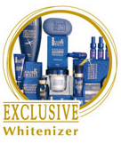 "Fair and White: Exclusive-For complete Fair & White, visit <a href=""http://www.FairSkins.us"" target=""_blank"">www.FairSkins.us</a>"