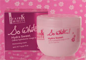 Fair and White: So White Hydra Sweet Moisturizing Cream 400 ml (Hydroquinone FREE!!!)