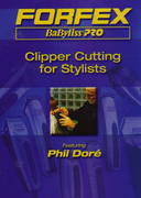 Forfex FXDVD1 Clipper Cutting for Stylists DVD