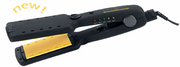 "Gold'N GH2167 Hot Professional  2 1/4"" Wet to Dry Ceramic Straightening Iron"