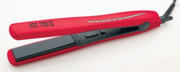 """Hot Tools ht7108f nano ceramic 1"""" flat iron -color Red(not hot pink)"""