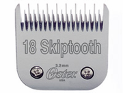 Oster 76918-106 Classic 76 18 Skiptooth Blade