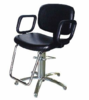 Collins QSE Mode-1800 Hydraulic Styling Chair-Slim Star Base