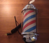 Used/Like New The Mini Pole--Indoor Only(Lights up and Spins)