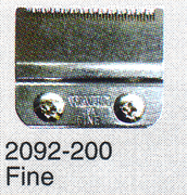 Wahl 2092-200 Fine Blade for Sterling Shadow, Eclipse or Alpha